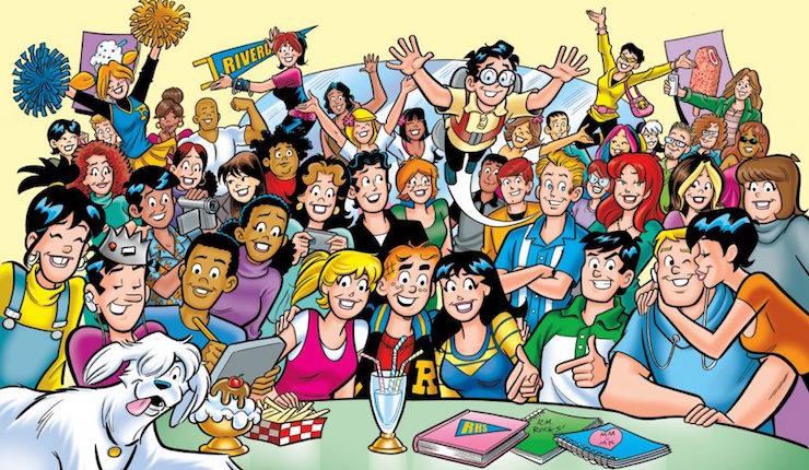 India's Love Affair with Archie Comics | Tor com