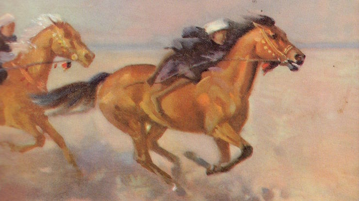 Blog Post Featured Image - King of the Horse Books: Marguerite Henry's King of the Wind