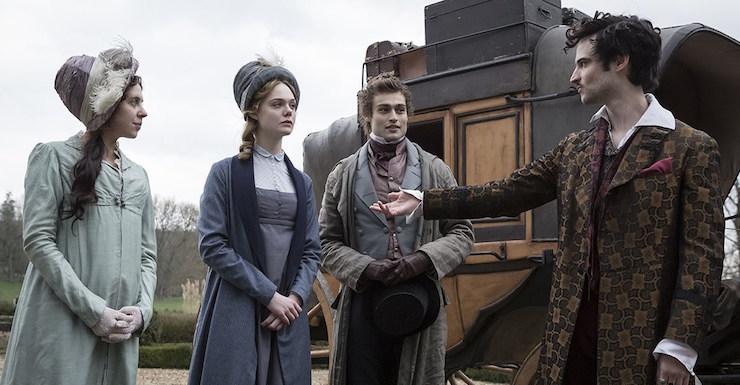 Mary Shelley – Tor com