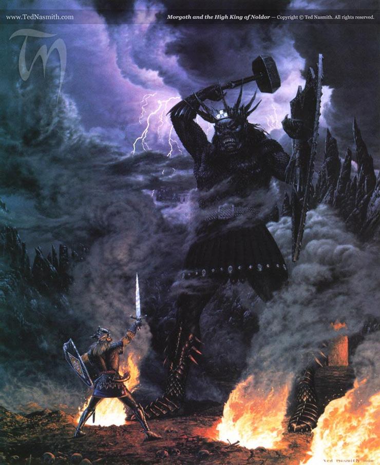 Morgoth's Revenge