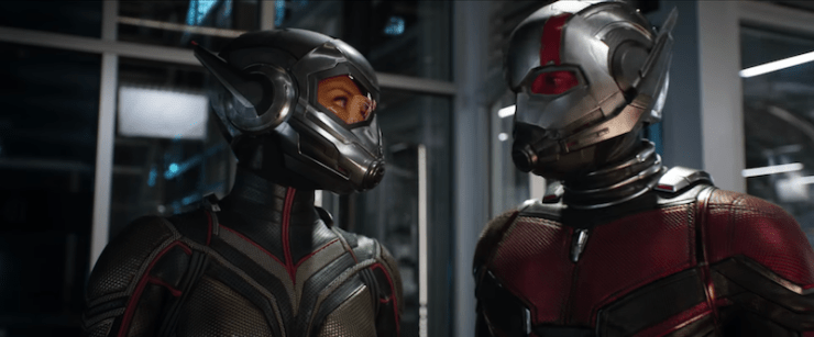 Ant-Man and the Wasp new trailer Ghost