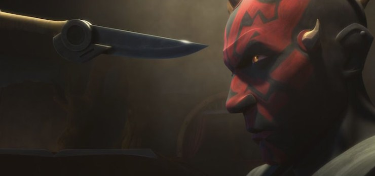 Darth Maul, Star Wars: The Clone Wars