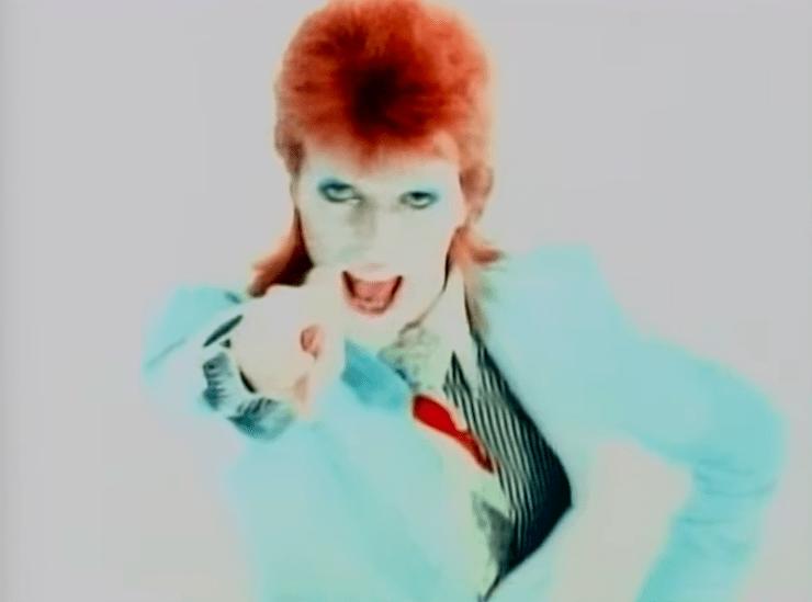 David Bowie, Life of Mars