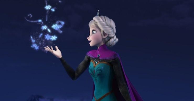 Frozen, Let It Go
