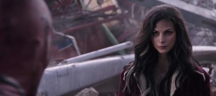 Deadpool, Vanessa