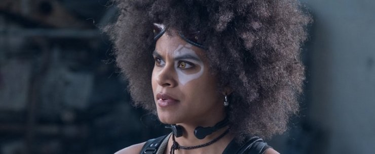 Deadpool 2, Domino