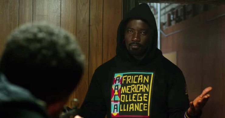 Blog Post Featured Image - Rage in the Cage — Marvel's Luke Cage Season 2, Episodes 1-4