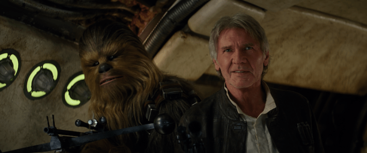 what is the best Han Solo OTP ship Han/Chewie