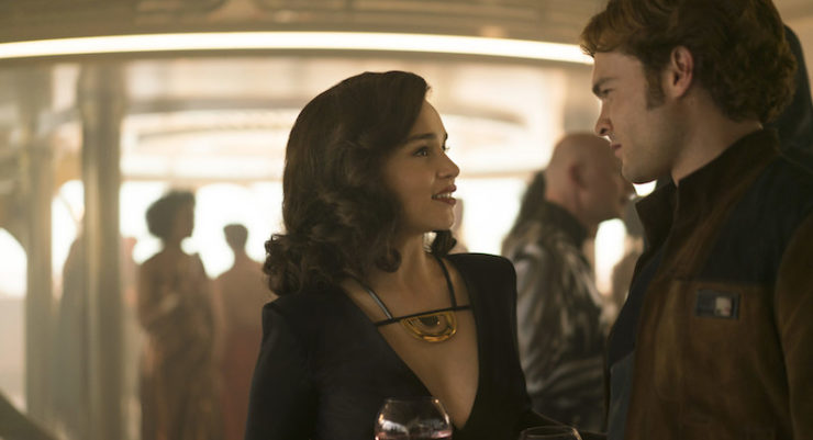 what is the best Han Solo OTP ship Han/Qi'ra Solo: A Star Wars Story