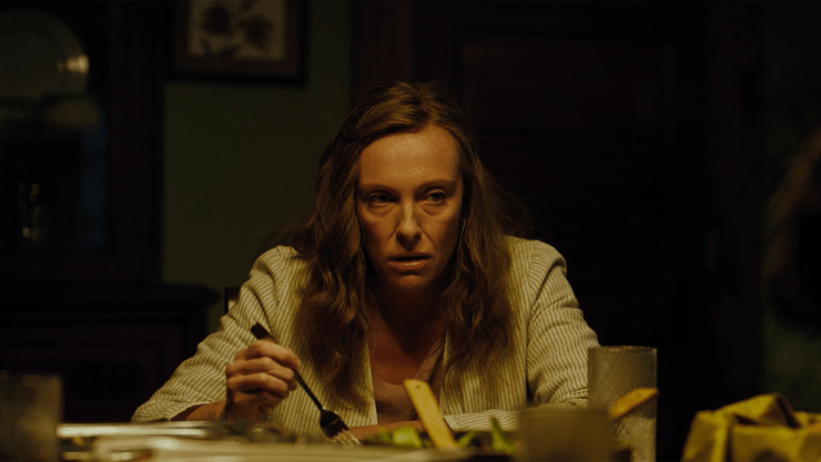 Hereditary movie review spoilers ending Toni Collette