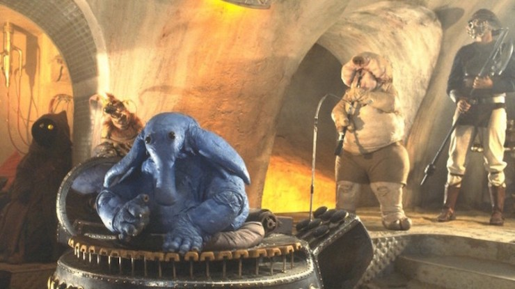 Star Wars, Max Rebo Band