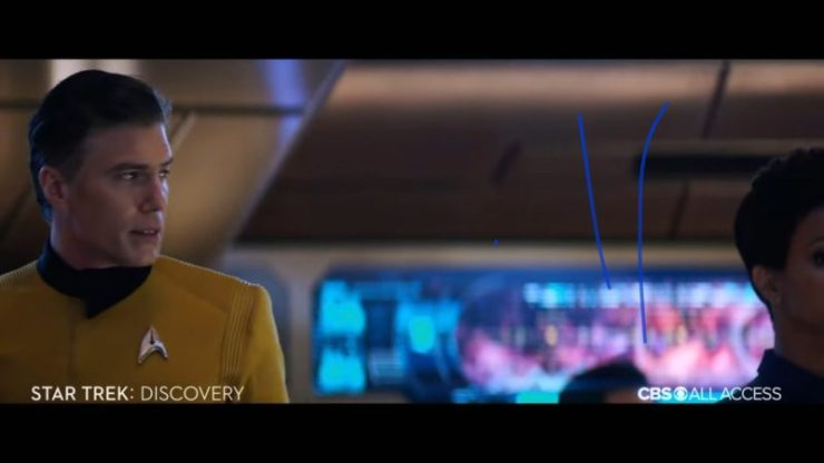 Blog Post Featured Image - Captain Pike Wants the Crew to Have Fun in Star Trek: Discovery Season 2 Trailer