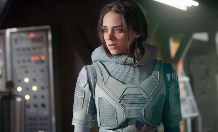 Ant-Man and the Wasp, Ghost, Ava Starr