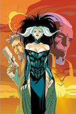 Empress Mark Millar adaptation Netflix