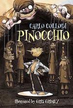 Pinocchio adaptation Guillermo del Toro Gris Grimly illustrations