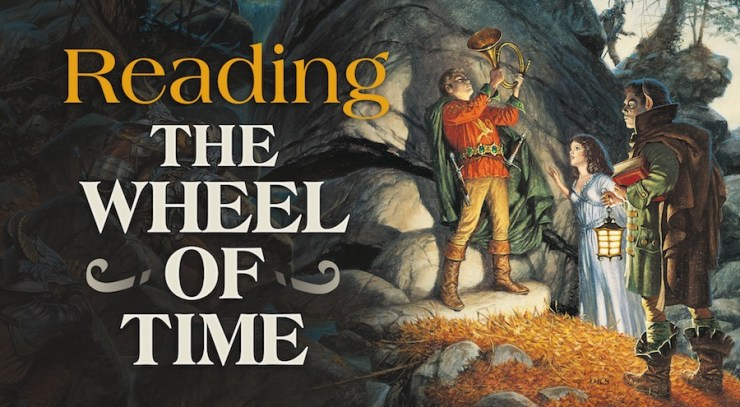 Blog Post Featured Image - Reading the Wheel of Time: Cracks in the Wall in Robert Jordan's The Great Hunt (Part 12)