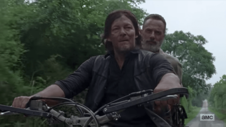 The Walking Dead season 9 trailer SDCC 2018