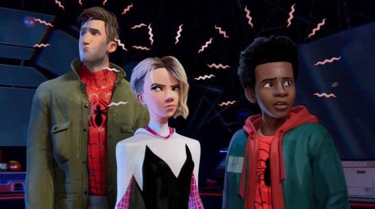 Spider-Man: Into the Spider-Verse John Mulaney Nicolas Cage