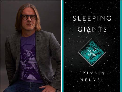 Sylvain Neuvel Seiun Award 2018 Sleeping Giants Best Translated Novel