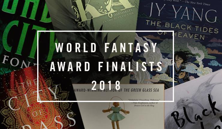 World Fantasy Awards 2018