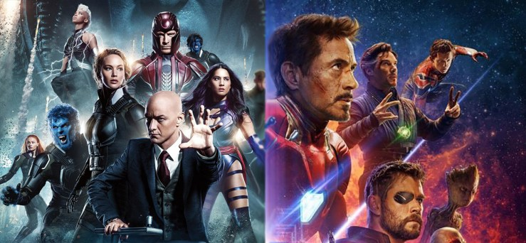 X-Men and Marvel Cinematic Universe