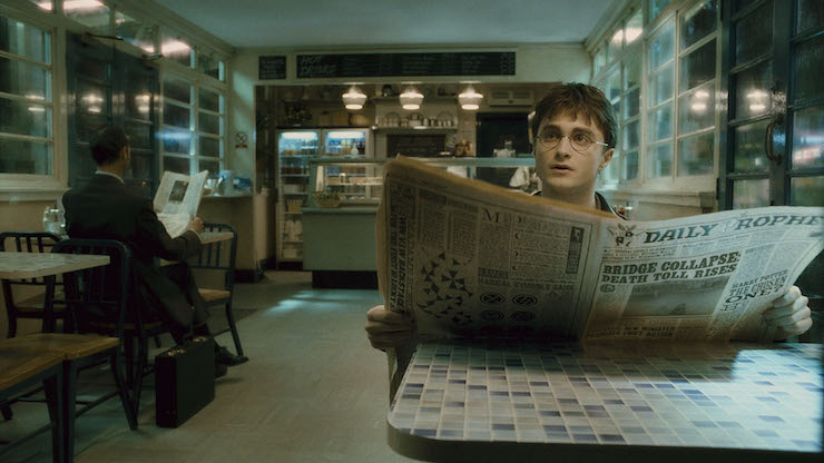 Blog Post Featured Image - This Harry Potter Crossover Fic Will Destroy You (In A Good Way)