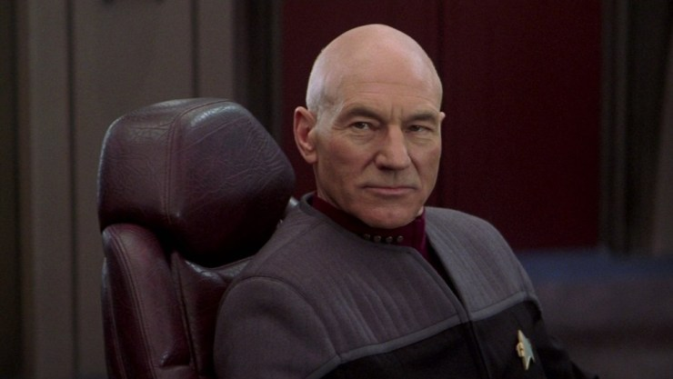 Captain Jean-Luc Picard return Star Trek: Nemesis 20 years later Sir Patrick Stewart