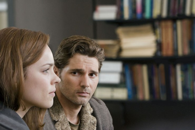 The Time Traveler's Wife movie