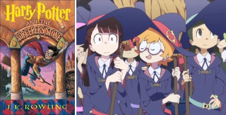 """Read This, Watch That: Pairing """"School Story"""" SFF Books and"""