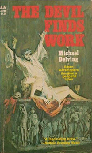 Five Devil Worshiping Pulp Novels Of The 1970s Tor