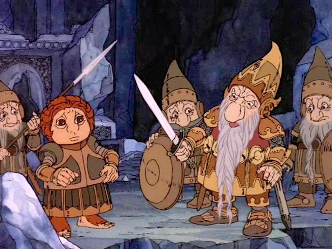 1977's The Hobbit Showed Us the Future of Pop Culture | Tor com
