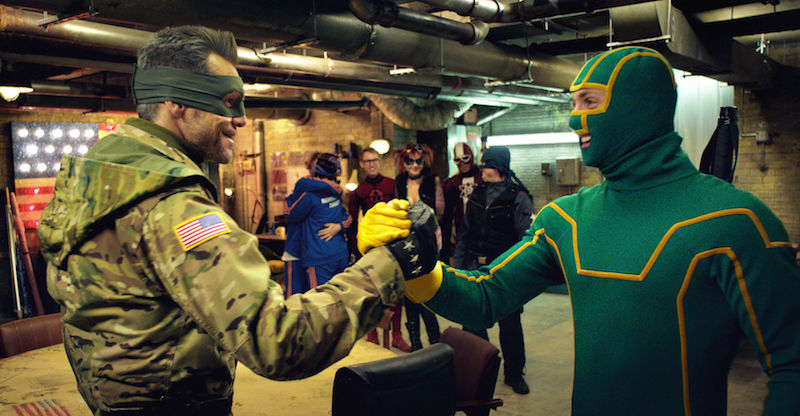 "I used to hang out with a lot of losers"" — Kick-Ass 2 