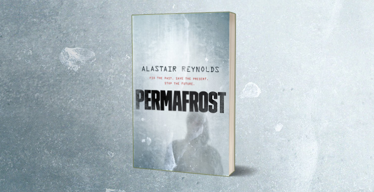 Blog Post Featured Image - 10 Years To The End of Humanity: Revealing Permafrost, a New Novella From Alastair Reynolds
