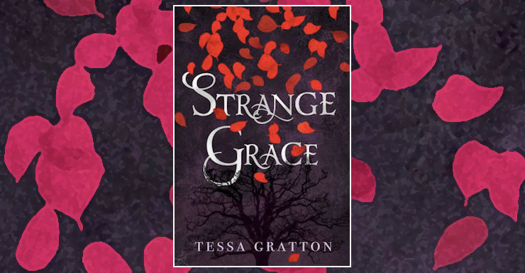 Blog Post Featured Image - Life for Death for Life: Strange Grace by Tessa Gratton
