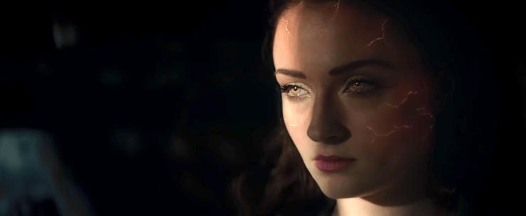 X-Men Dark Phoenix Jean Grey Sophie Turner trailer