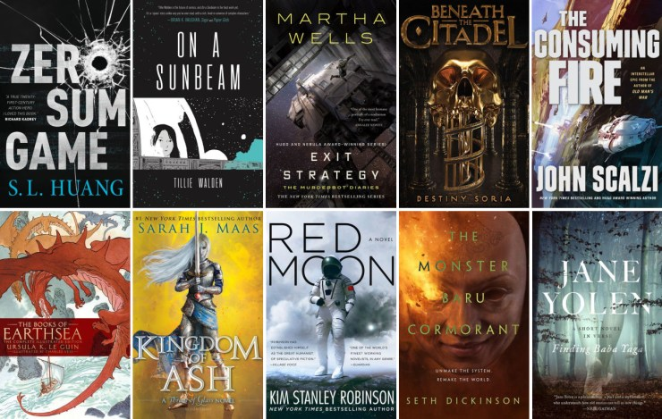 fall books we can't wait to read October 2018