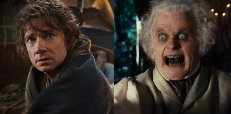 Hobbits, Bilbo