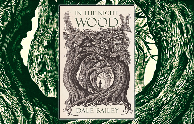 In The Night Wood Dale Bailey
