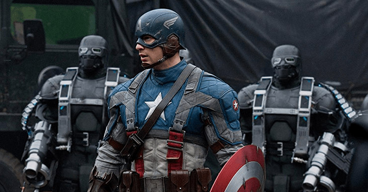 "Blog Post Featured Image - ""I don't like bullies"" — Captain America: The First Avenger"