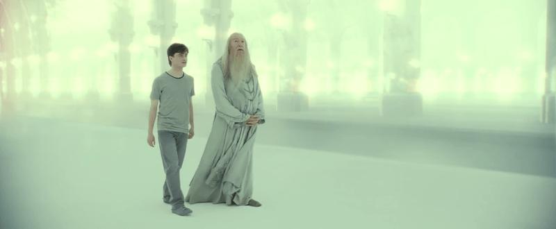 Kings Cross afterlife Harry Potter