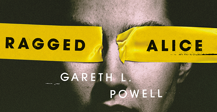 Blog Post Featured Image - Revealing Gareth L. Powell's Ragged Alice