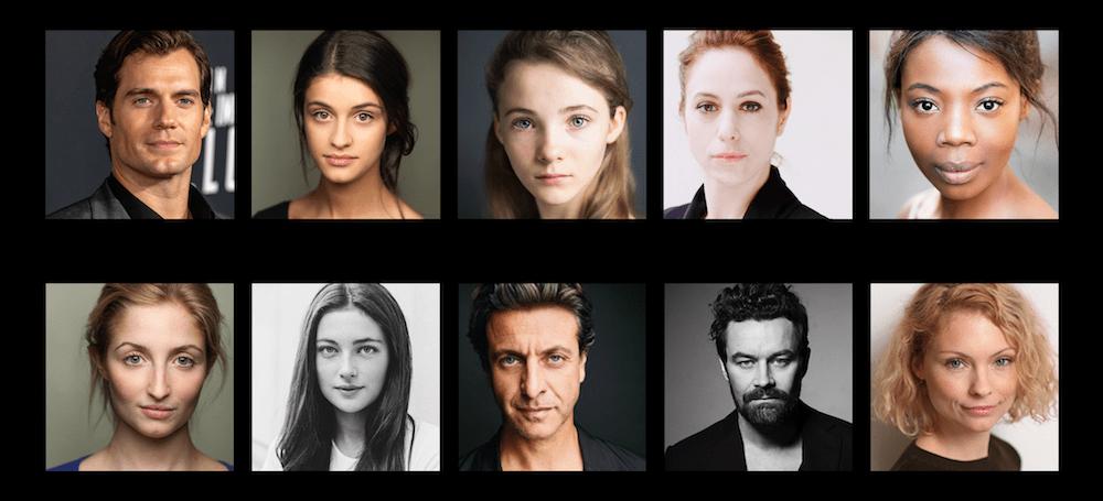 Netflix Witcher Cast