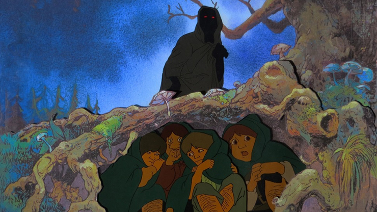 Ralph Bakshi's The Lord of the Rings Brought Tolkien from the