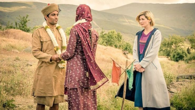 Doctor Who, season 11, Demons of the Punjab