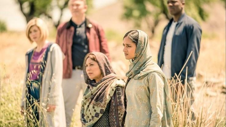 Doctor Who, season 11, Demons of the Punjab