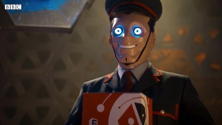 Doctor Who, Kerblam!