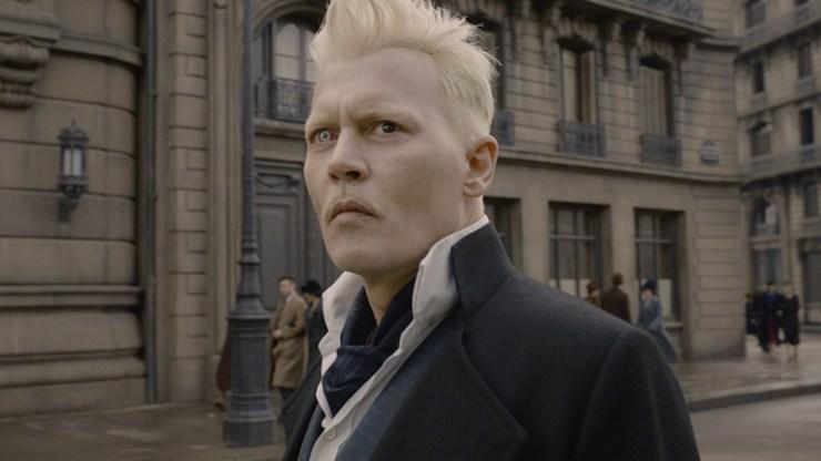 Fantastic Beast: The Crimes of Grindelwald