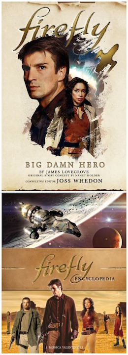 Blog Post Featured Image - Firefly: Big Damn Sweepstakes!
