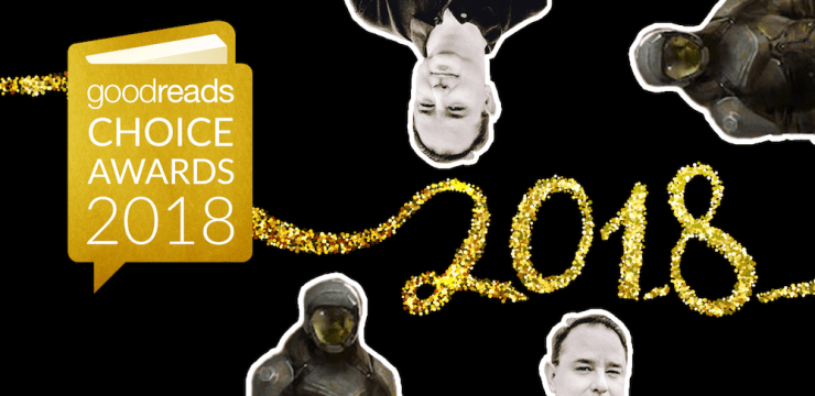 Blog Post Featured Image - Vote for the Best Books of 2018 in the Goodreads Choice Awards Final Round!