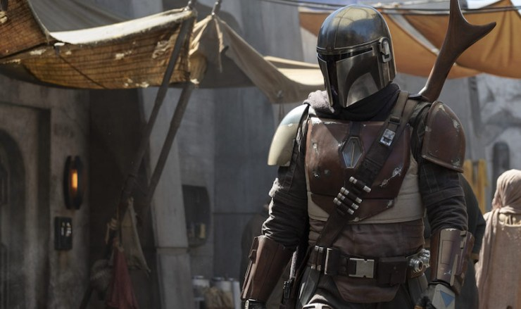 Blog Post Featured Image - Pedro Pascal to Lead Star Wars Live-Action Series The Mandalorian